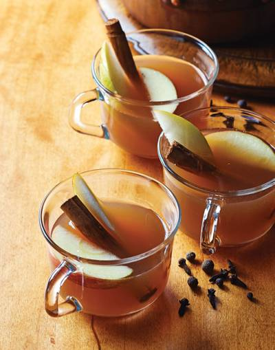 Pear & Apple Cider