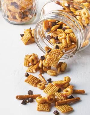 Sweet & Salty Chex Mix