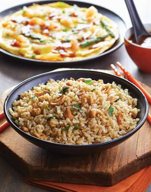 Cashew Brown Rice
