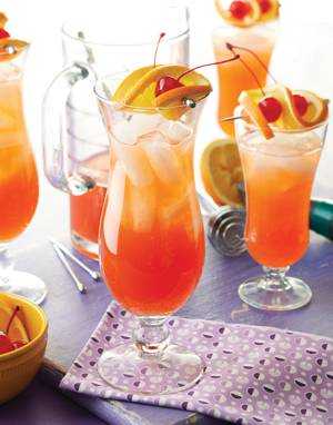 Hurricane Cocktails
