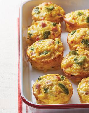 Hash Brown & Egg Breakfast Cups