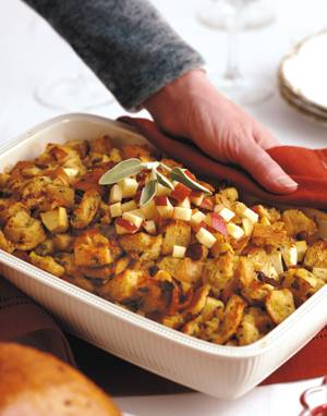 Apple & Bacon Stuffing