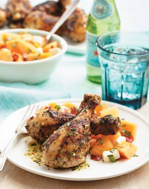 Tuscan-Style Drumsticks
